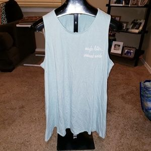 SLEEP By CACIQUE LANE BRYANT PAJAMA TANK TOP